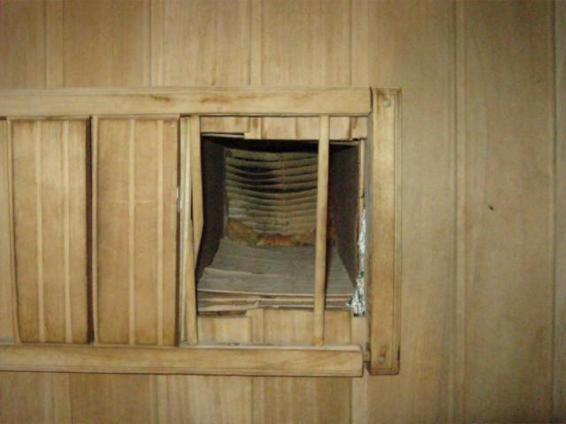 система вентиляции,